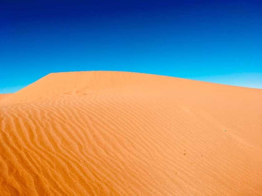 Photo Désert du Maroc, par Delphine Burguet